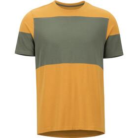 Marmot Gualala Point SS Shirt Herren aztec gold/crocodile